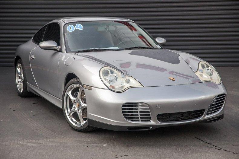 For Sale 2004 Porsche 911
