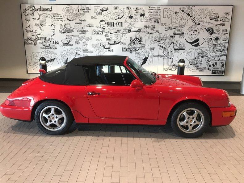 For Sale 1994 Porsche 911