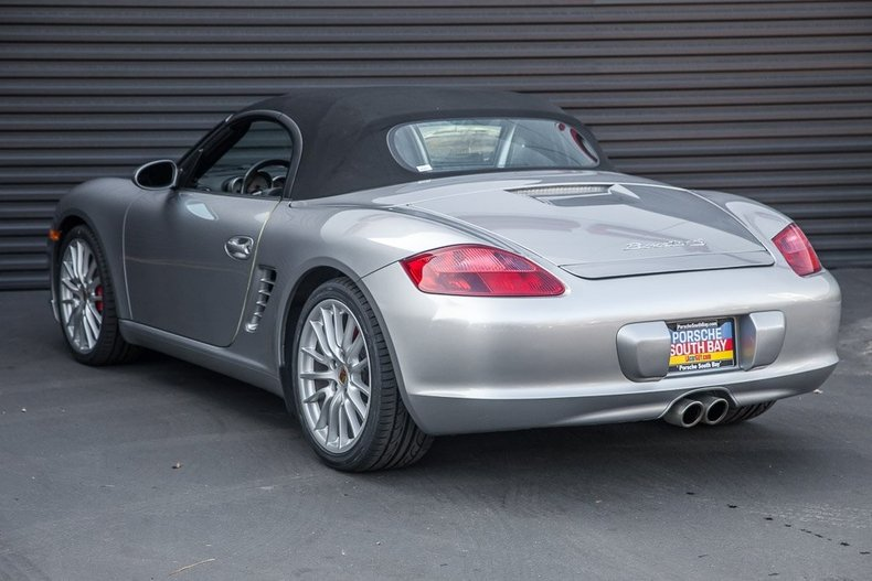 For Sale 2008 Porsche Boxster
