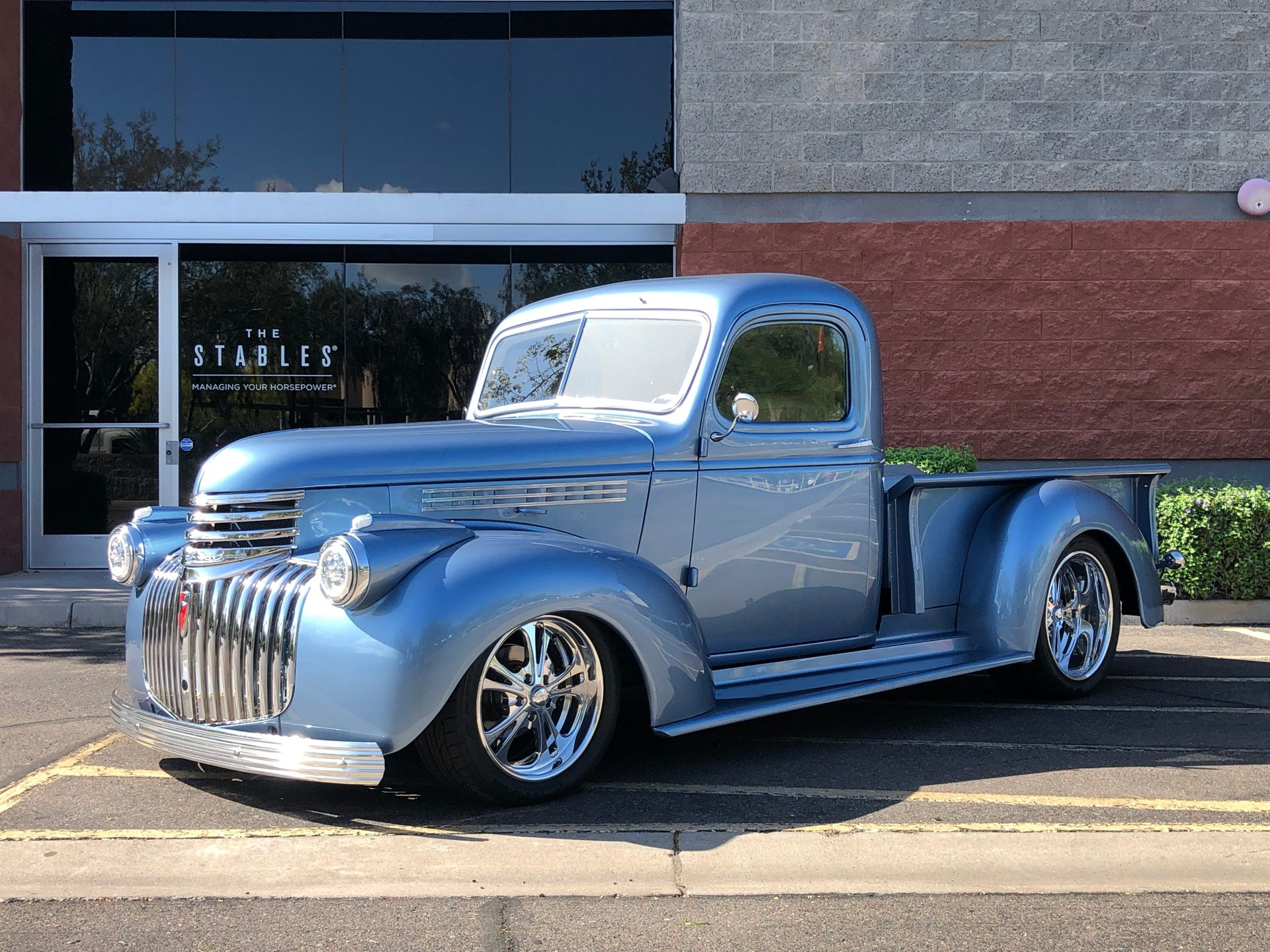 1946 chevrolet pick up