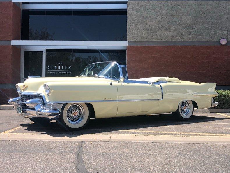 1955 Cadillac Eldorado For Sale