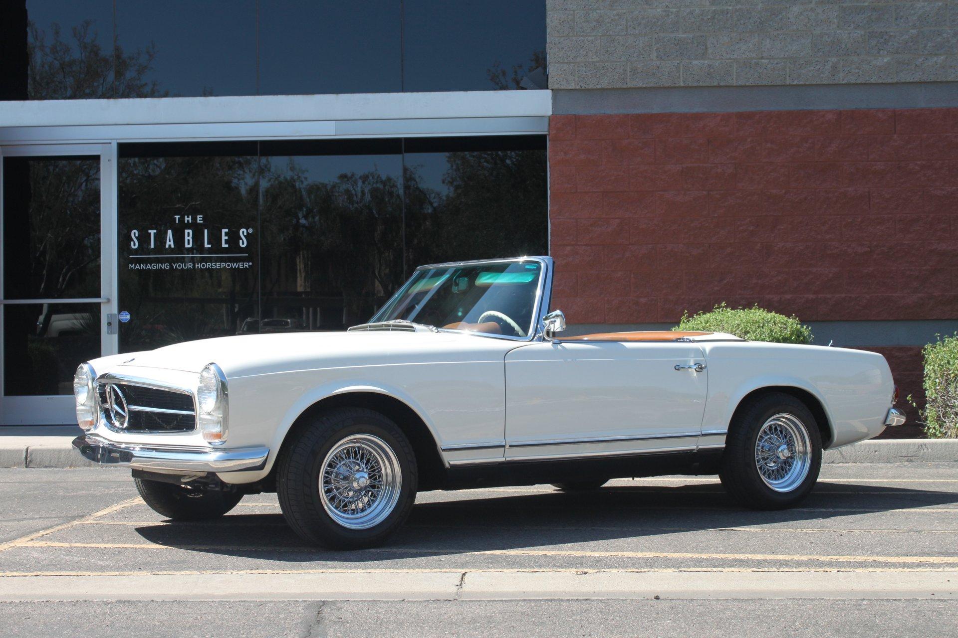 1964 mercedes benz 230sl