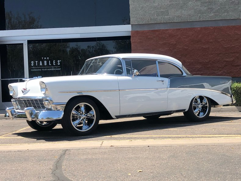 1956 Chevrolet Sport Coupe