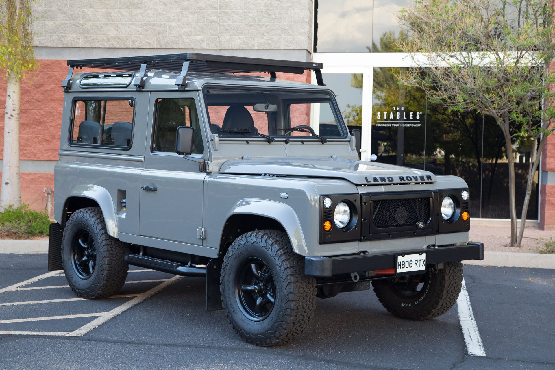 1991 land rover defender 90 arkonik