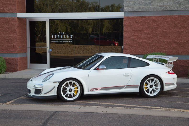2011 Porsche GT3RS 4.0 For Sale