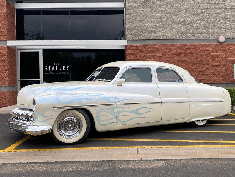 1951 Mercury Eight
