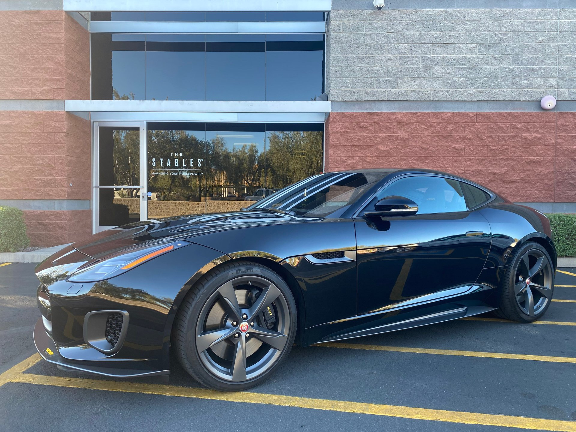 2018 jaguar f type sport 400