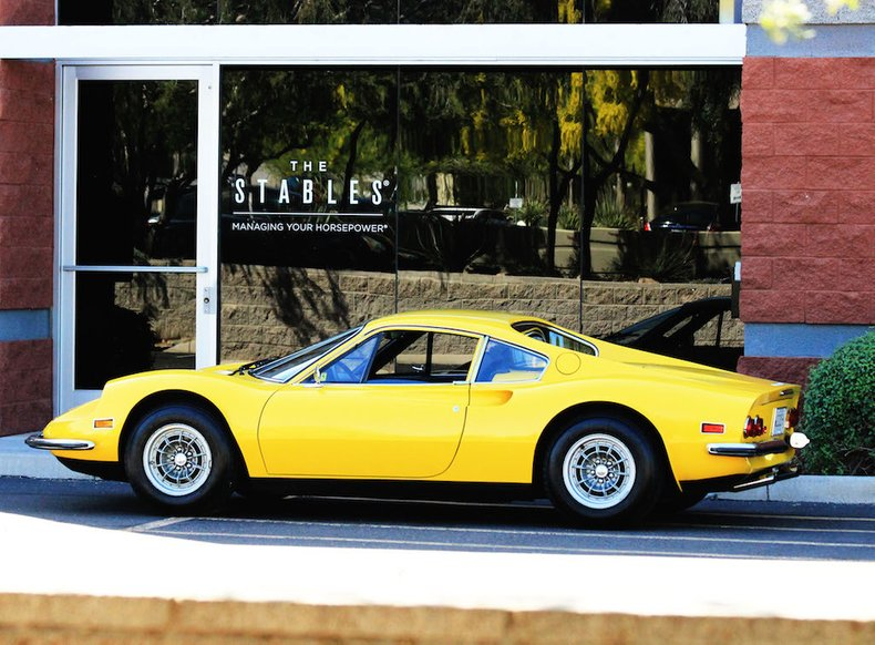 1973 Ferrari 246GT