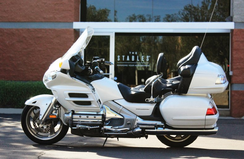 2008 Honda Goldwing 1800