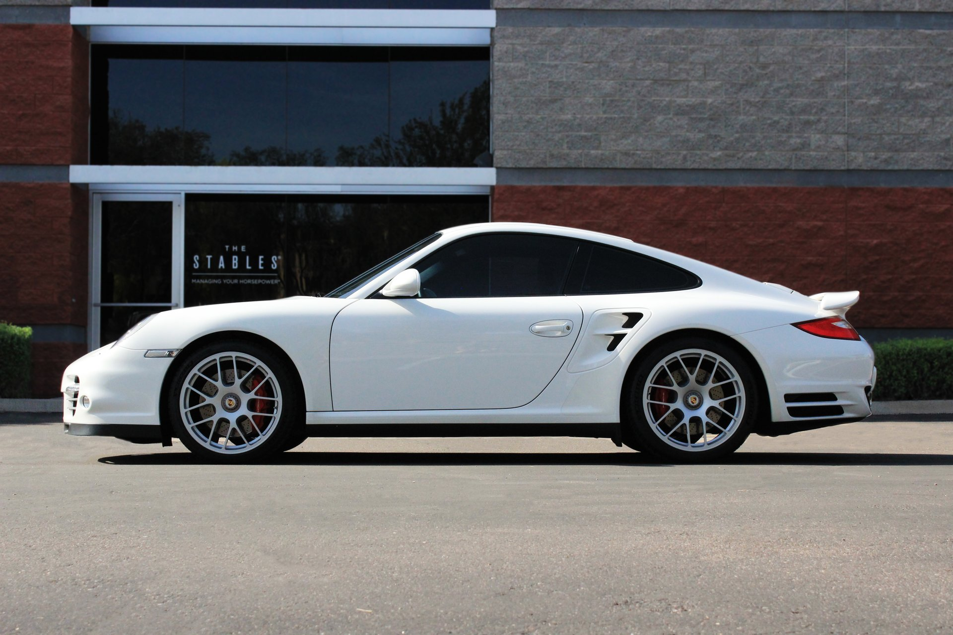 2010 porsche 911 turbo coupe