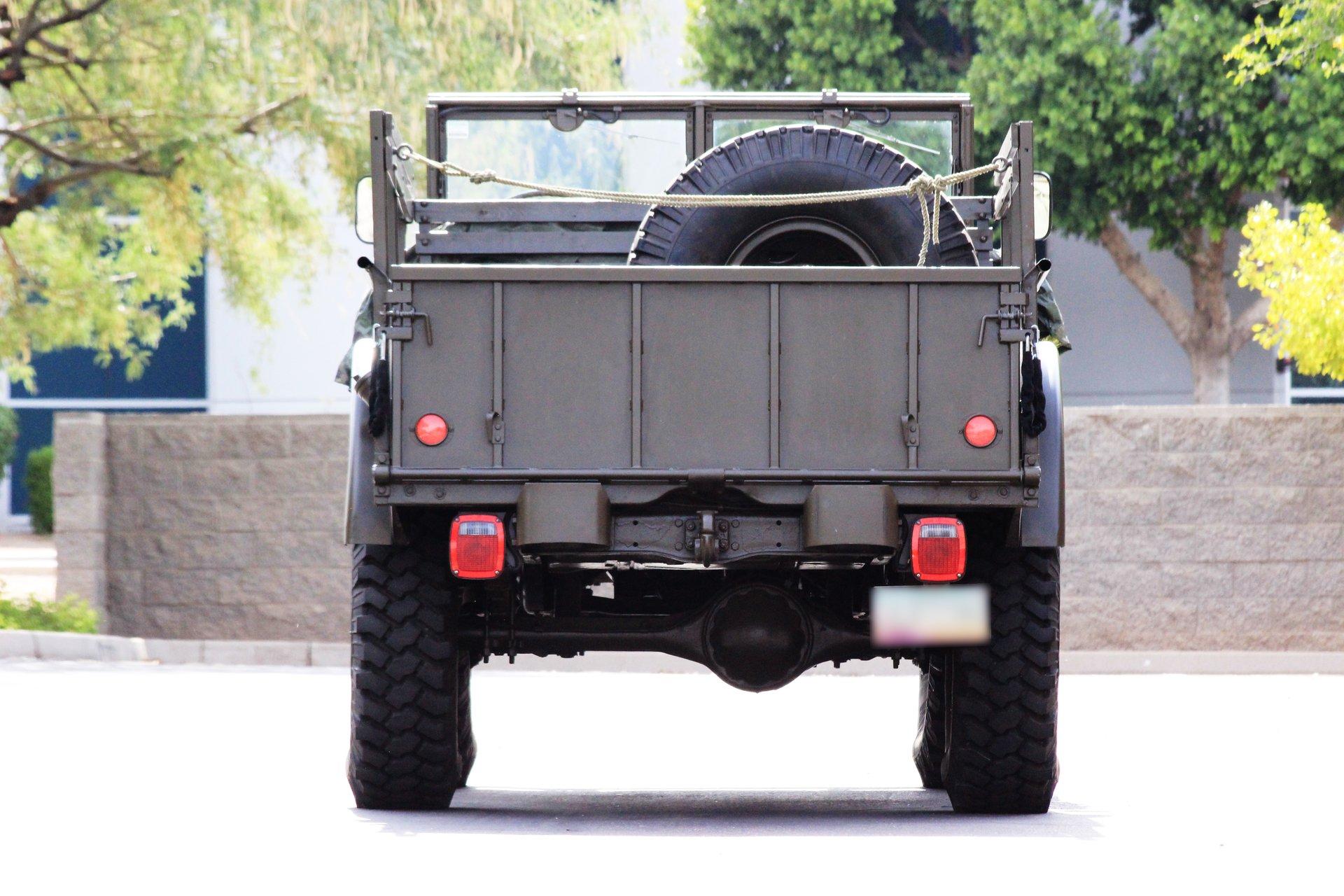 1951 Dodge Power Wagon M37 for sale #91886 | MCG
