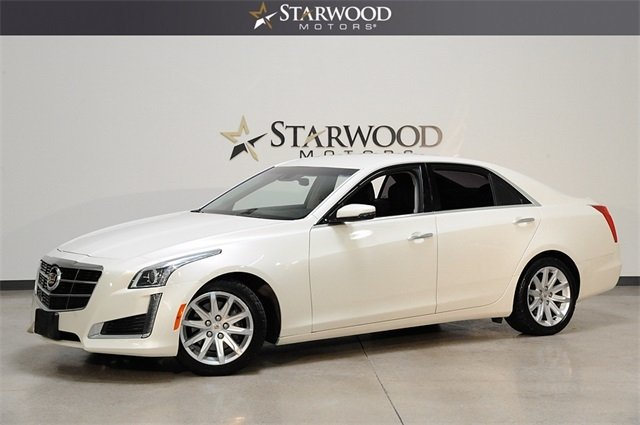 2014 cadillac cts 2 0l turbo luxury