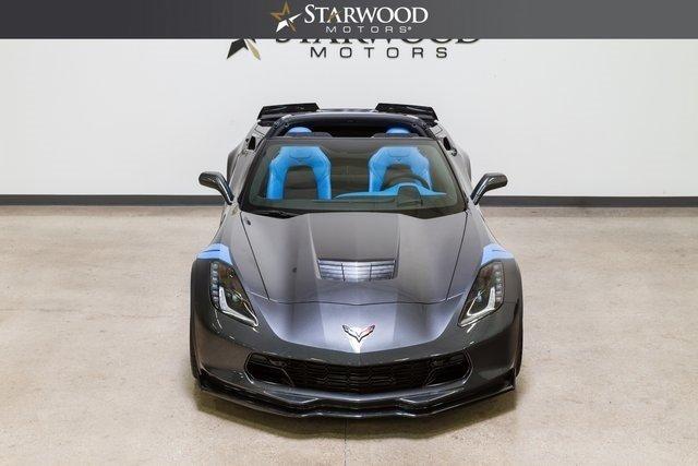 For Sale 2017 Chevrolet Corvette