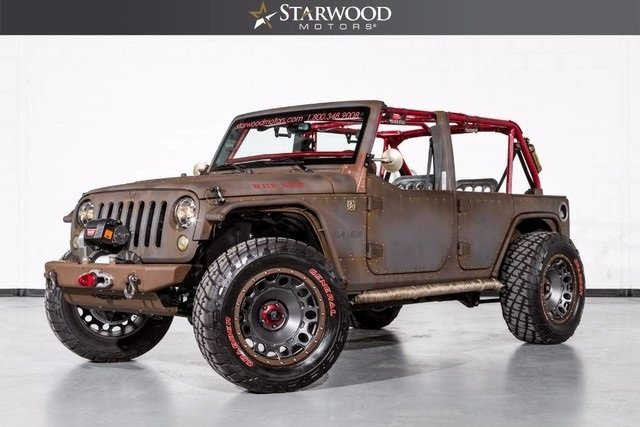 Starwood Motors 4641 Nall Road Dallas TX 75244 Sd Logo 2015 Jeep Wrangler Unlimited Sport