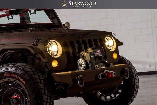 For Sale 2015 Jeep Wrangler