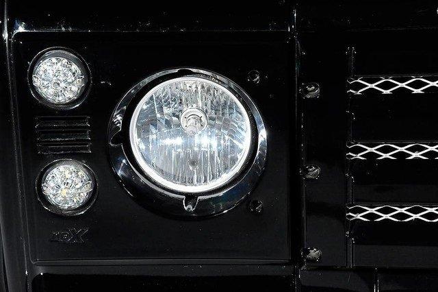 For Sale 1987 Land Rover Defender 110