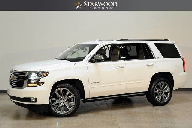 For Sale 2015 Chevrolet Tahoe