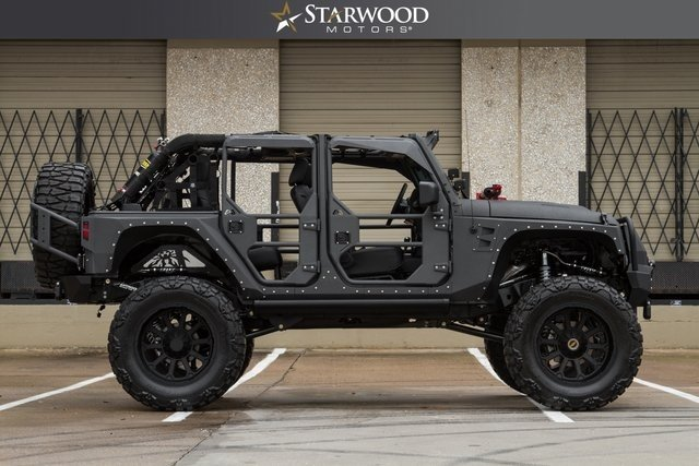 For Sale 2017 Jeep Wrangler Supercharged