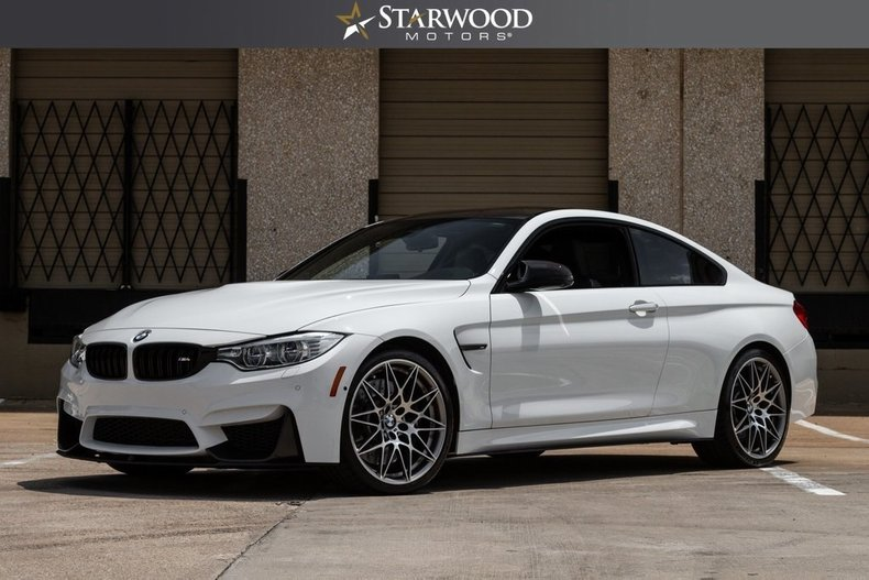 2017 bmw m4 coupe for sale #102949 | mcg