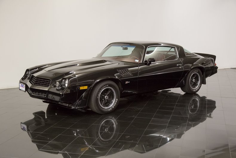 For Sale 1979 Chevrolet Camaro