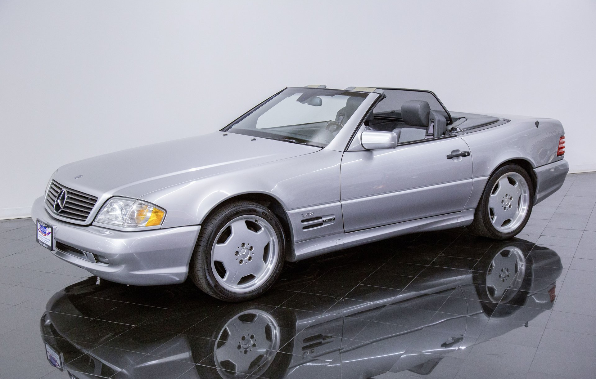 1998 mercedes benz sl600