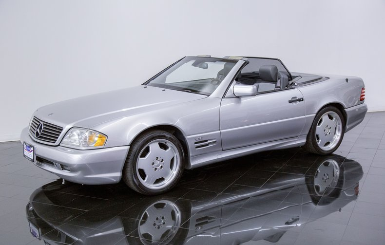 For Sale 1998 Mercedes Benz SL600