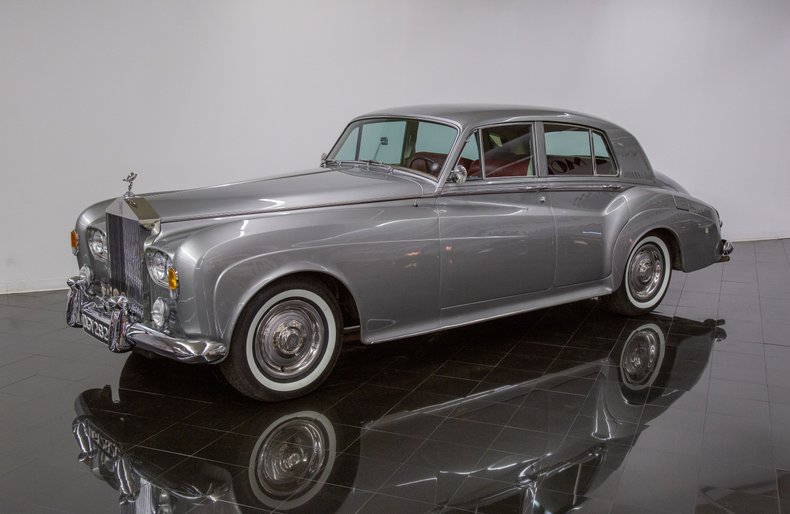 For Sale 1965 Rolls Royce Silver Cloud III
