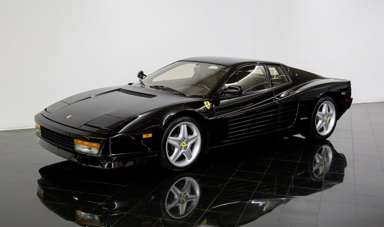 For Sale 1988 Ferrari Testarossa