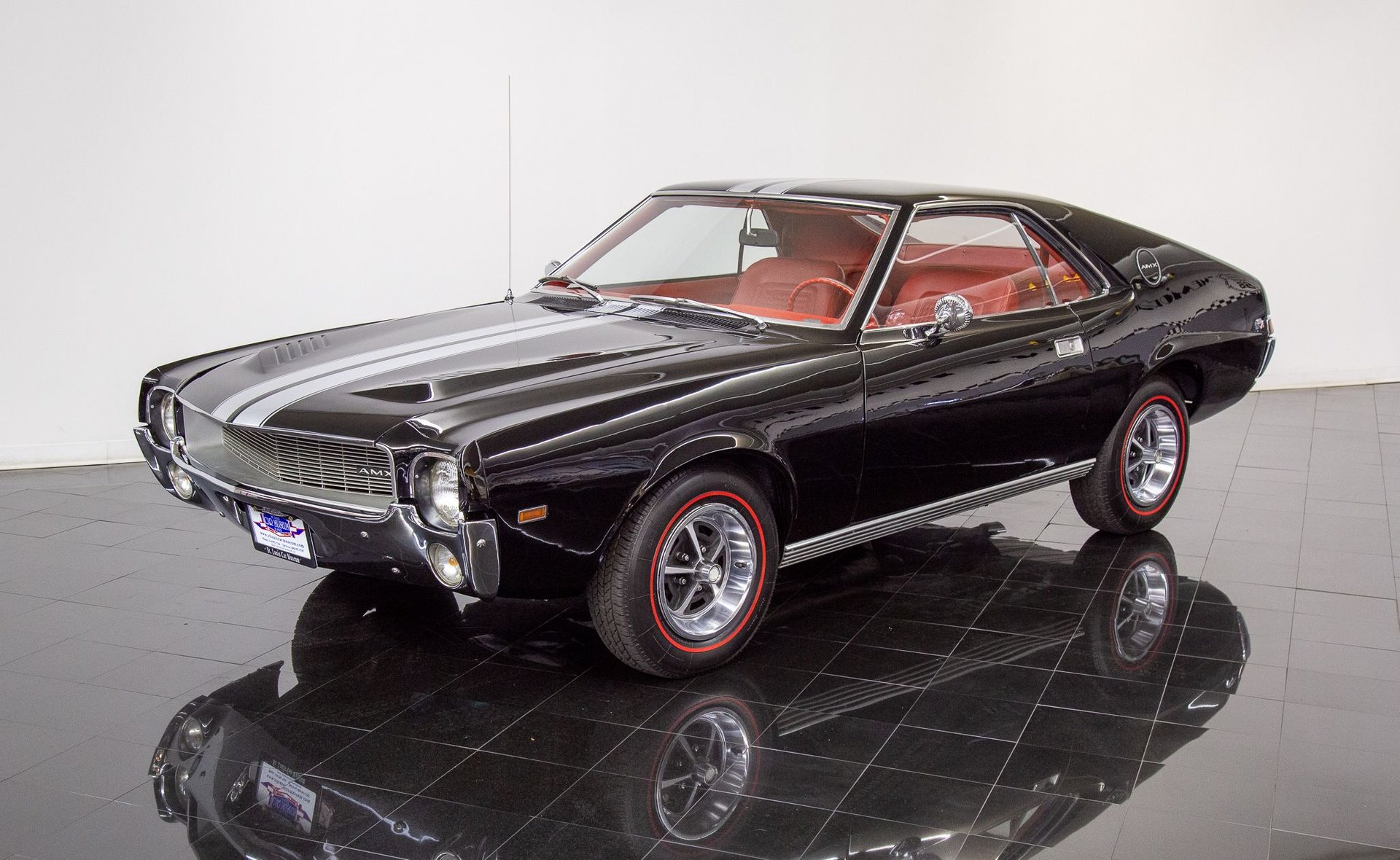 1968 amc amx sport coupe