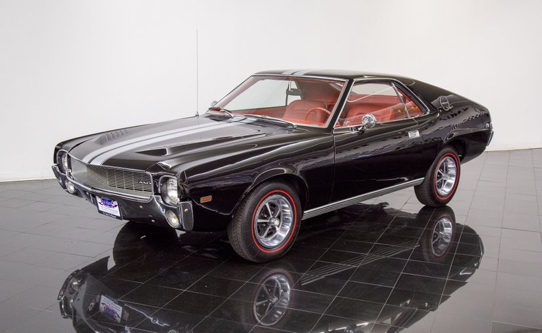 For Sale 1968 AMC AMX