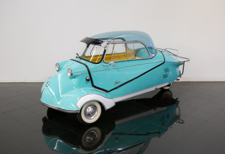 For Sale 1956 Messerschmitt KR200 Kabinenroller