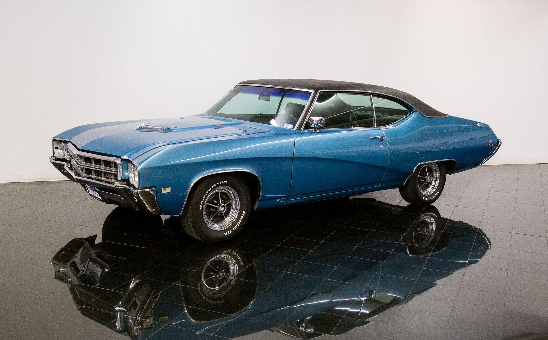 1969 buick gs400 hardtop