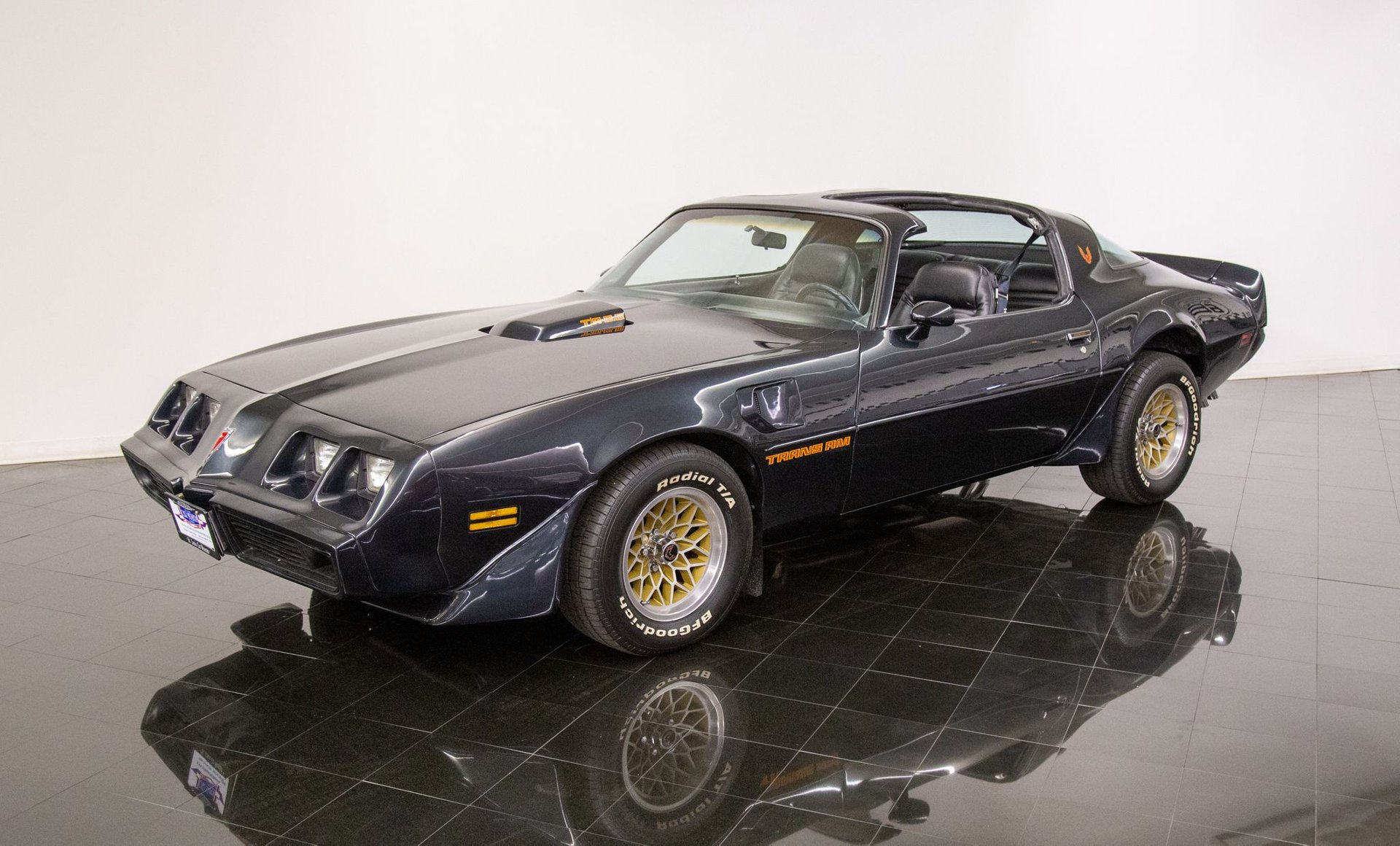 1979 pontiac trans am t top coupe