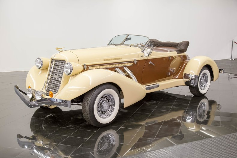 1936 Auburn 876