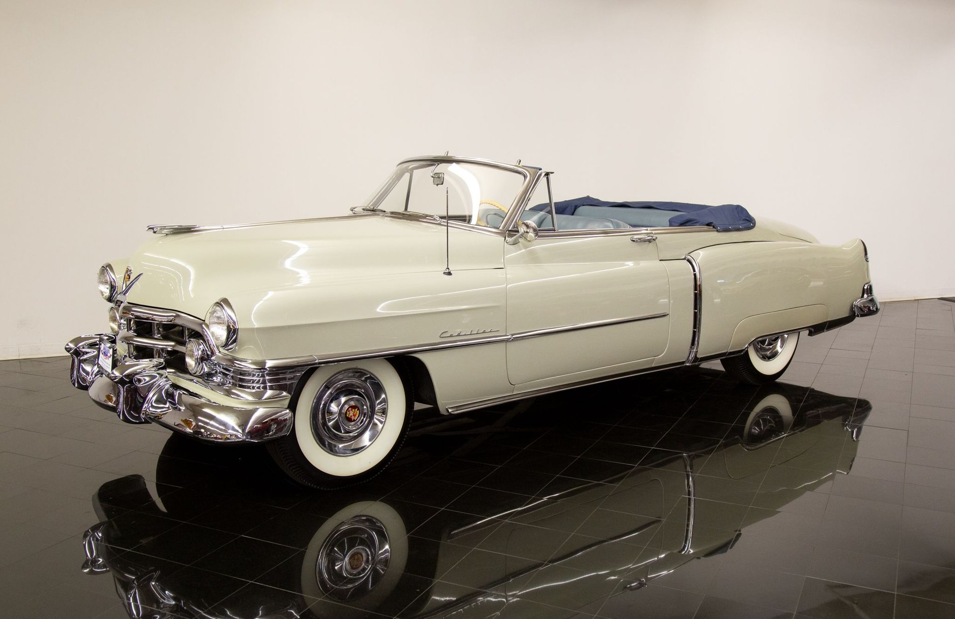 1950 cadillac series 62 convertible coupe