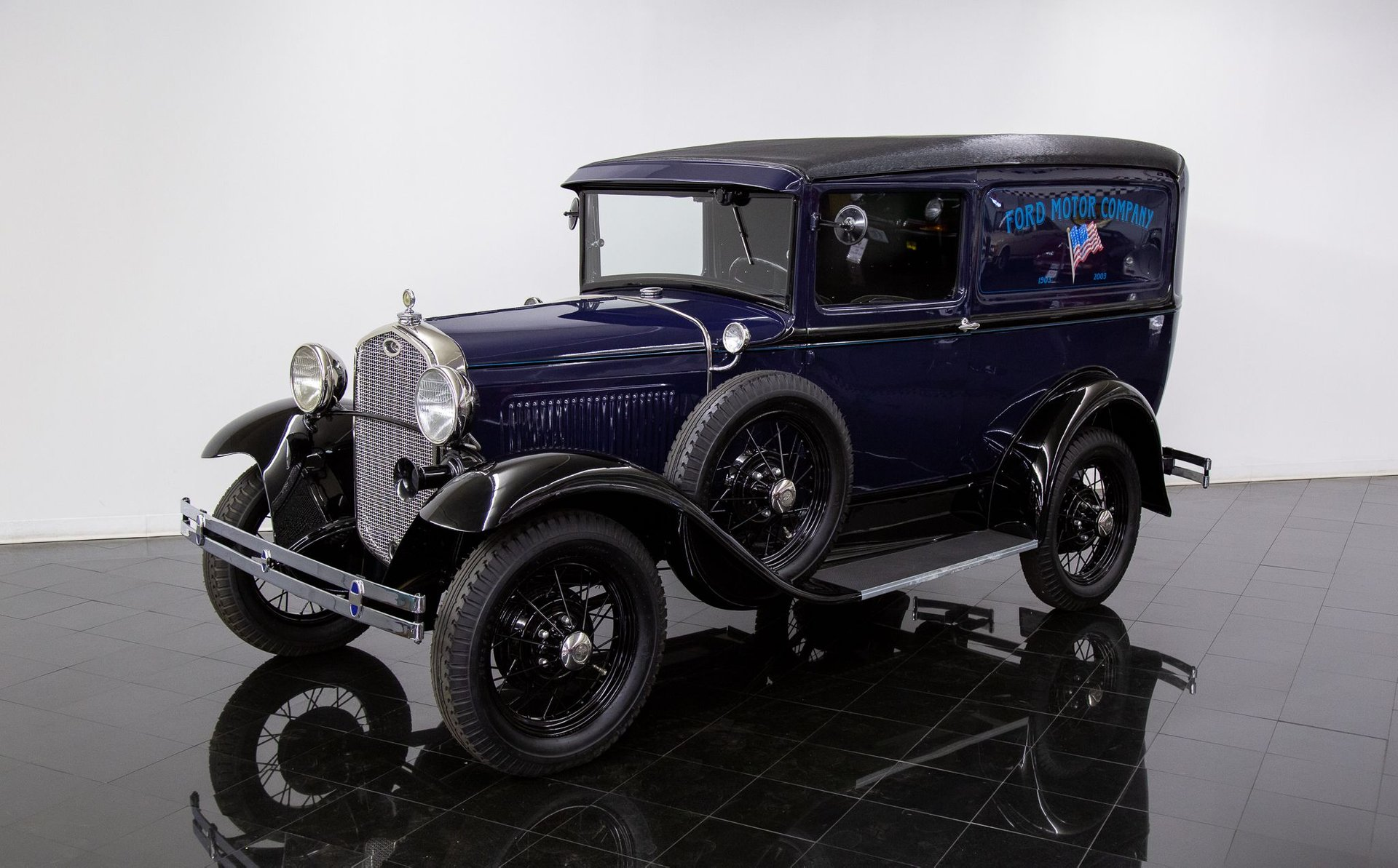 1931 ford model a deluxe delivery