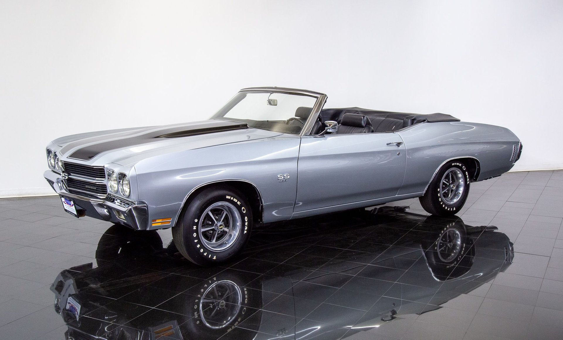 1970 chevrolet chevelle ss396 convertible