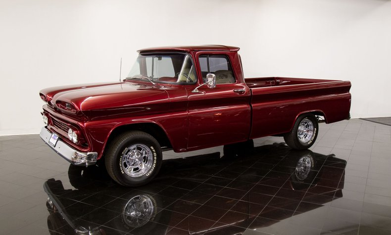 For Sale 1960 Chevrolet Apache