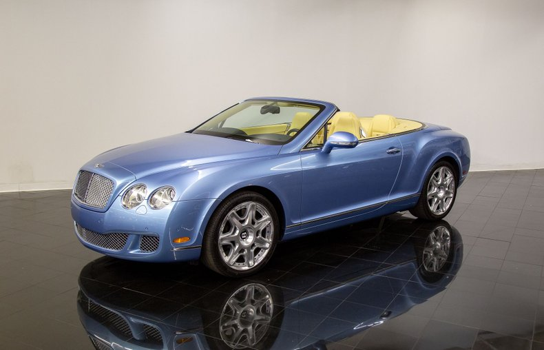 2011 Bentley Continental GT Convertible
