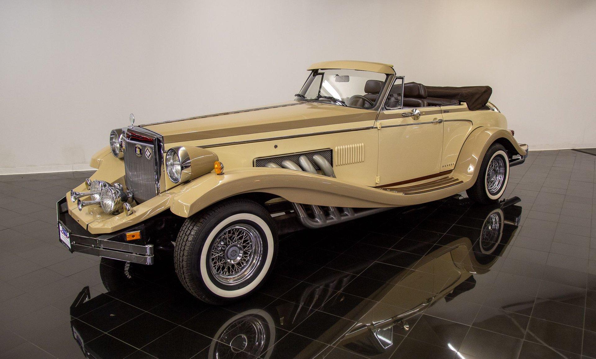1980 clenet series ii cabriolet