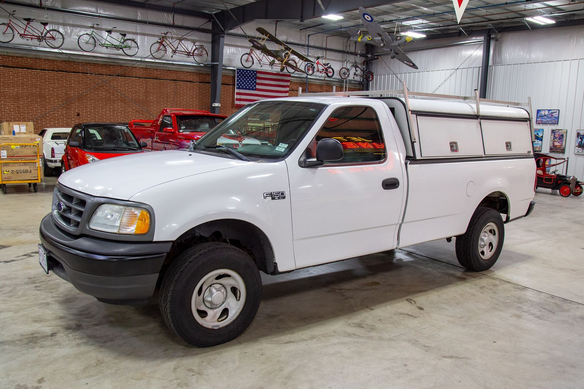 2003 ford f150 4wd pickup