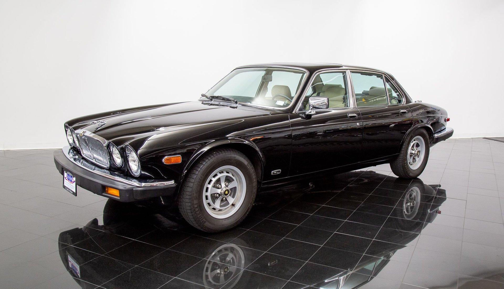 1986 Jaguar XJ6 For Sale   St. Louis Car Museum