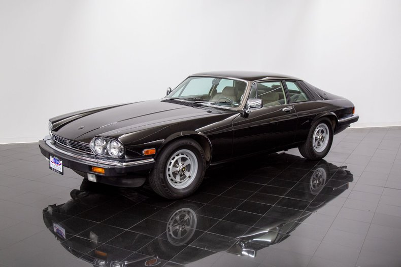 For Sale 1987 Jaguar XJ-S
