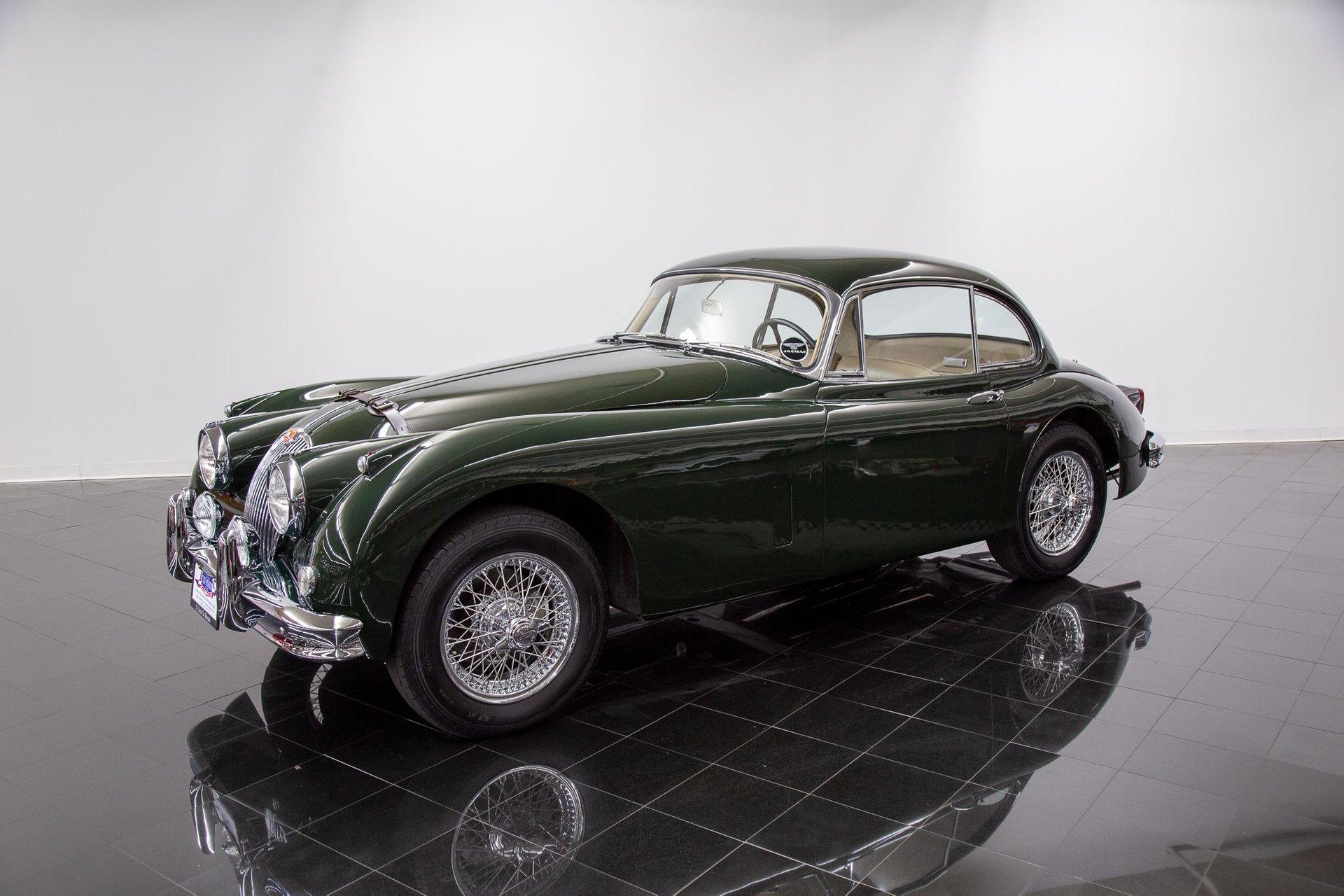 1961 jaguar xk150 3 8l