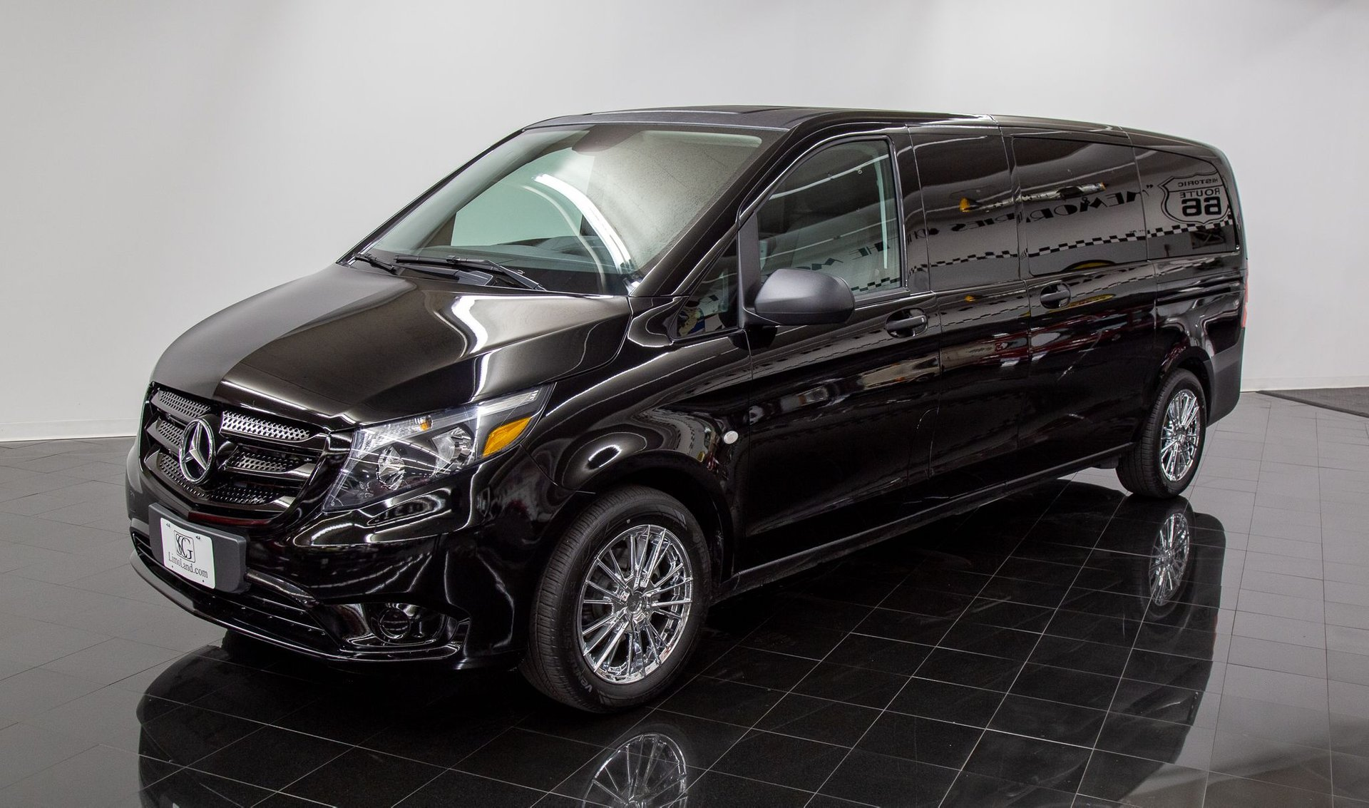 2019 mercedes benz metris executive mobile office