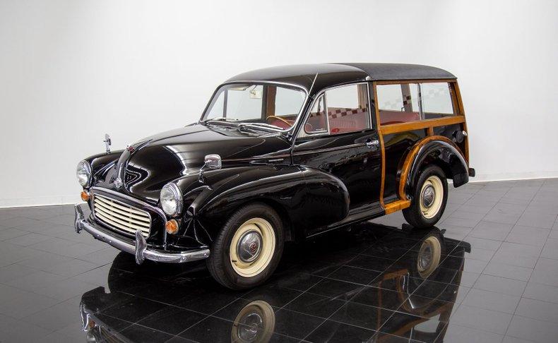 1967 Morris Minor 1000 Traveller