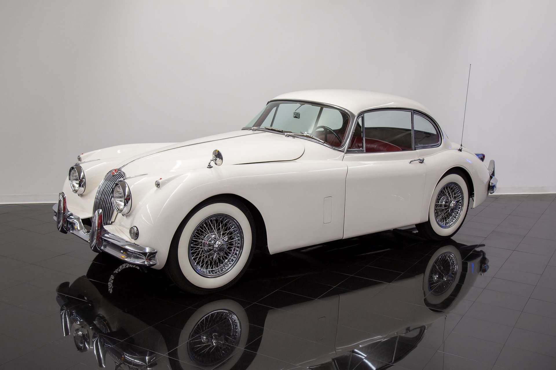 1958 jaguar xk150 se fixed head coupe