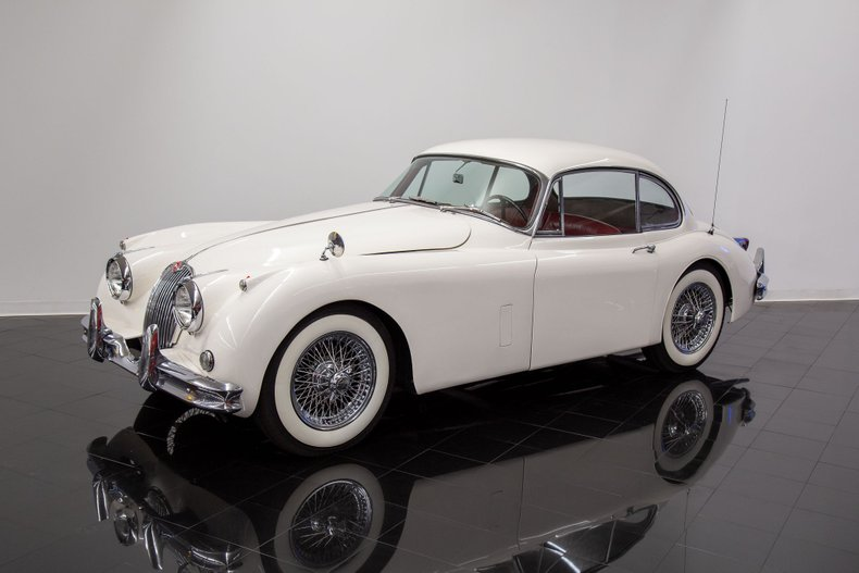 For Sale 1958 Jaguar XK150