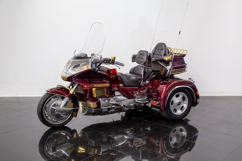 1989 Honda Gold Wing Motorcycle
