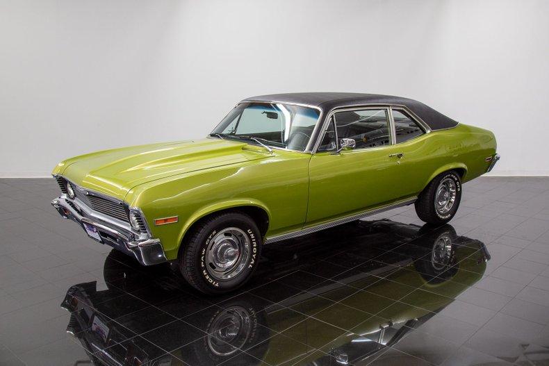 1968 Chevrolet Chevy II Nova